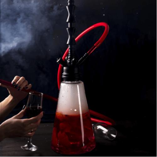 Кальян на алкоголе: влияние на организм